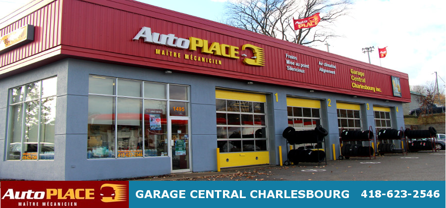 garage central charlesbourg